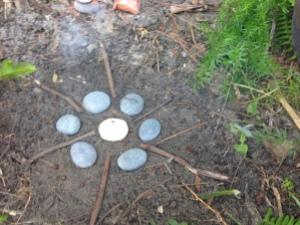 Freyja's grave