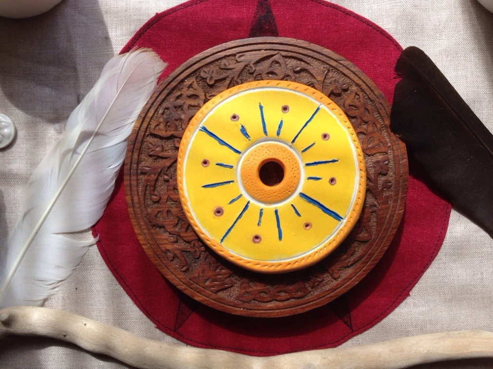 Paganism and crafting, a spirituality inhand